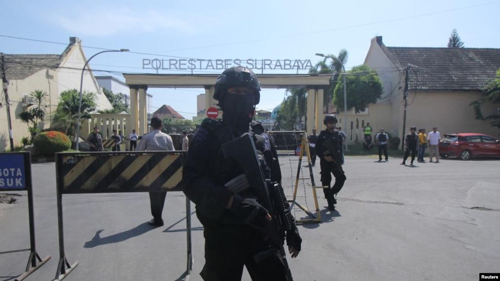 Nơi diễn ra cuộc đánh bom tự sát ngày 14/5/2018 tại thành phố Surabaya, Indonesia.