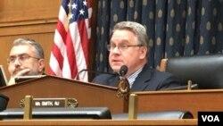 美國國會眾議員克里斯史密斯。