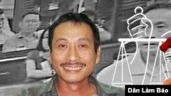 Nguyễn Đình Ngọc - tức blogger Nguyễn Ngọc Già - bị kết án 4 năm tù giam về tội danh 'tuyên truyền chống nhà nước'.