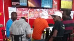 Report on Sport Gambling Filed By Taurai Shava