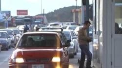 1 shkurt mbyllen dy dogana greke me Shqipërinë