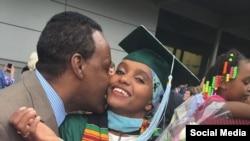 Hawwii Waaqoo intala Oromoo ganna 26 barumasatti jabaattee PhD barachuutti jirtu