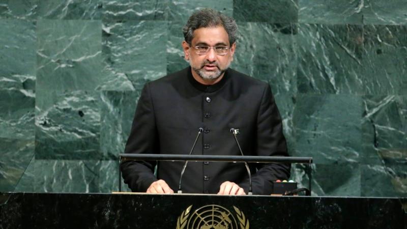 افغانستان کی جنگ اپنی سرزمین پر نہیں لڑیں گے، وزیرِاعظم عباسی