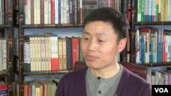 前《纽约时报》摄影师、独立制片人杜斌接受美国之音采访(2013年5月)