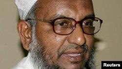 방글라데시 이슬람교 정당 지도자 압둘 쿠아더 몰라. 살인 등의 혐의로 유죄 판결을 받아, 사형이 집행될 예정이다. (자료사진)