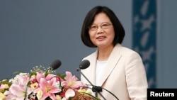 Tân Tổng thống Đài Loan Thái Anh Văn.