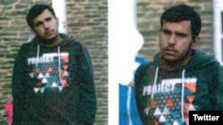 Almaniyada axtarışda olan terror şübhəlisi