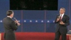Обама виграв дебати у Ромні