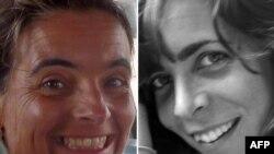 Monserrat Serra y and Blanca Thiebaut permanecieron secuestradas durante 21 meses.