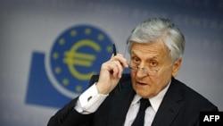 Chủ tịch Ngân hàng Trung ương châu Âu Jean Claude Trichet