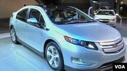 Volt, električno vozilo General Motorsa