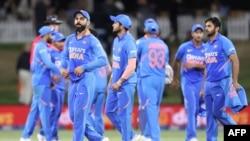 بھارتی کرکٹ ٹیم آئی سی سی رینکنگ میں دوسرے نمبر پر موجود ہے۔