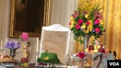 مراسم نوروز در کاخ سفید واشنگتن