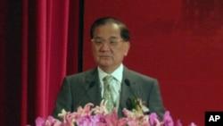 国民党荣誉主席 连战