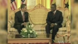 Obama Means Business During Africa Trip