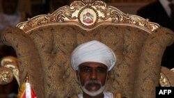 Omanski sultan Kabus