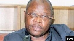 Domingos Manuel Eduardo, vice-governador de Malange para o sector económico