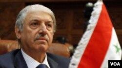 Duta Besar Suriah di Kairo, Yousef Ahmad (Foto: dok).