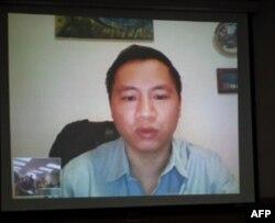 八九学运领袖王丹作视像交流