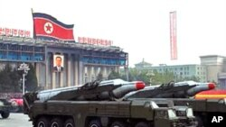 ایران اور شمالی کوریا میں مزائل ٹکنالوجی پر تعاون