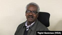 Obboo Mulaatuu Gammachuu, itti-aanaa prezidaantii paartiin Koongiresii Federaalawa Oromoo