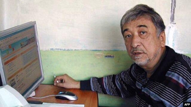 Inson huquqlari tashabbus guruhi rahbari Surat Ikromov