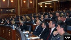 Çështja e bisedimeve me Serbinë do të jetë sot temë debatesh në Parlamentin e Kosovës