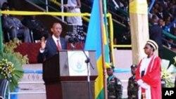 President Paul Kagame Sworn-in