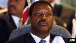 Pierre Buyoya wahoze ari Perezida w'Uburundi