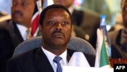 Perezida Pierre Buyoya Yahoze ayoboye Uburundi