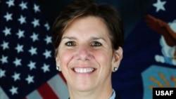 美军太平洋空军司令罗宾逊