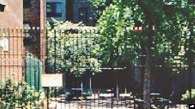 The 113th Street Play Garden is one of more than 500 community green spaces in New York City.
