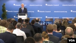 Сенатор Роб Портман виступає в Atlantic Council