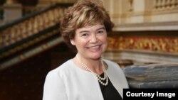 Ambassador Catriona Wendy Campbell Laing.