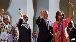 Tổng thống Obama công du Châu Phi