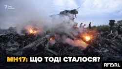 MH17 -- What Happened