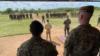Arranque da formação de fuzileiros moçambicanos