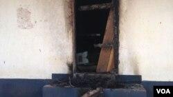 Ataque danifica sede da Renamo em Nampula