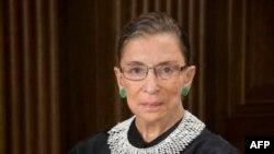 Thẩm phán Tối cao Pháp viện Hoa Kỳ Ruth Bader Ginsburg
