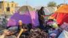 Iran Earthquake,وضعیت نامناسب زلزله زدگان در غرب کشور