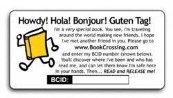 کتاب درگردش، هدیه یک خواننده کتاب به خوانندگان ناشناس