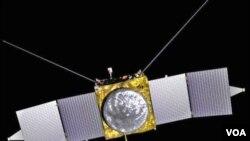 Misi pesawat antariksa MAVEN adalah mengungkap beberapa misteri mengenai evolusi iklim planet Mars.