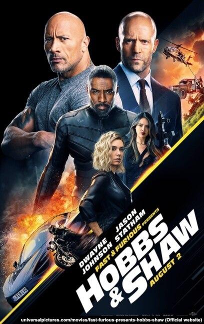 คุยหนัง – แรงหลุดขอบกับ 'Fast & Furious Presents: Hobbs & Shaw'