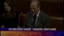 Temsilciler Meclisi'nde 3 Oyla Türkiye Kararı