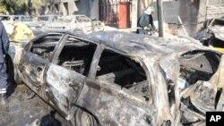 Những vụ đánh bom qui mô lớn gần các cơ sở an ninh của chính phủ đã tạo thêm 1 yếu tố nữa vào cuộc nổi dậy chống chính phủ