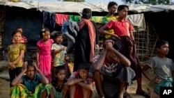 بنگلہ دیشی مہاجر کیمپ