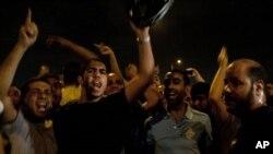 Warga Israel berdemonstrasi menuntut dipulangkannya migran Afrika di negara itu yang katanya menyebabkan naiknya gelombang kejahatan (foto: dok.)