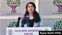 Peyvdara HDP Ebrû Gunay