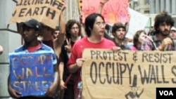 """SAD: """"Okupirajmo Wall Street"""" - novi pokret na američkoj političkoj sceni?!"""
