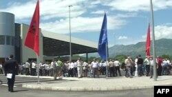 Takim mes policisë kufitare të Shqipërisë dhe të Malit të Zi